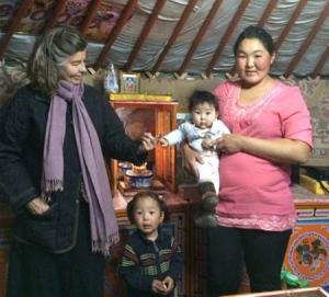 mongolia 3 family