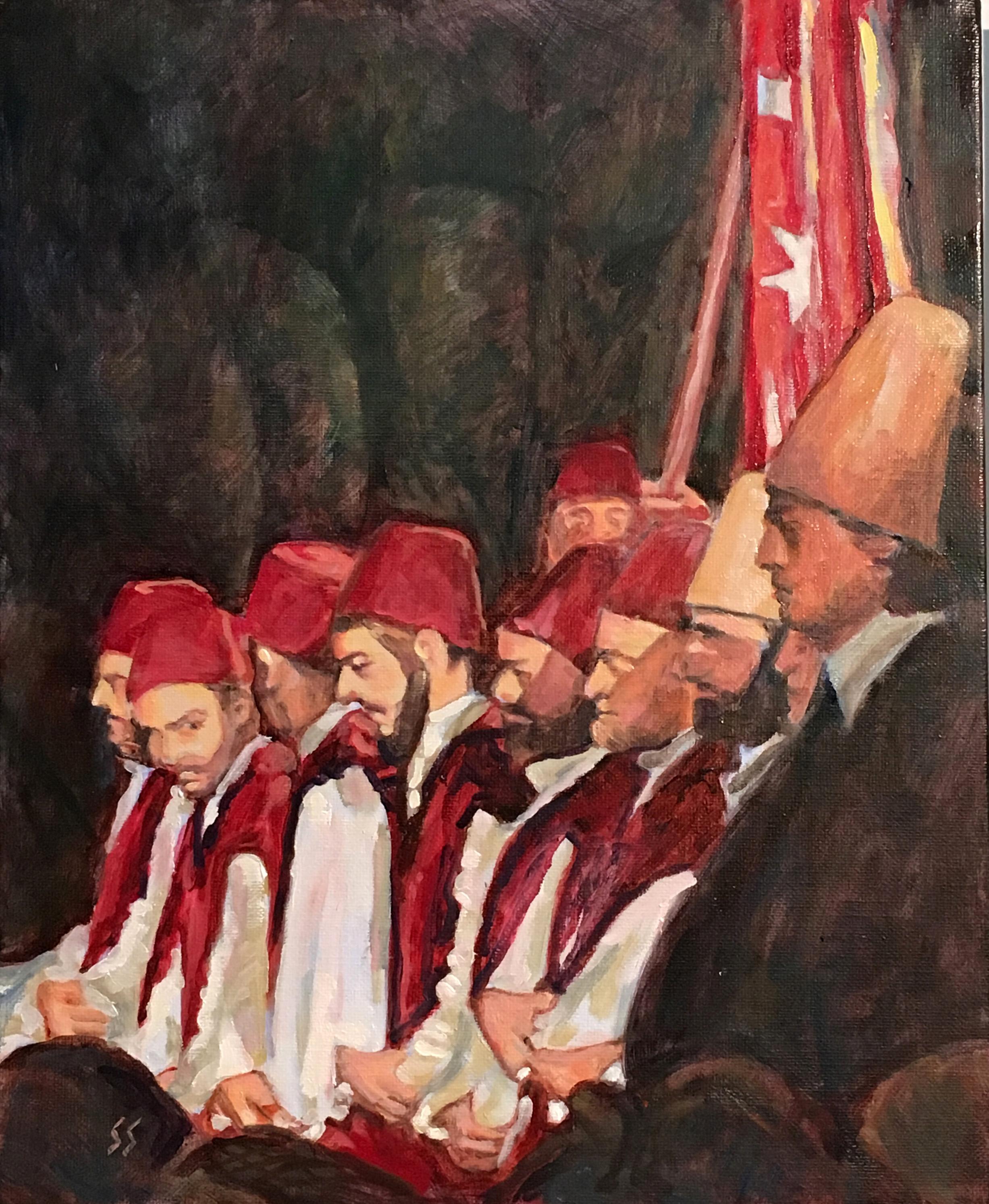Turkish Sufi Performance, Fes (Fez), Morocco – Susan Mayclin