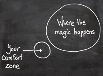 1 comfort zone