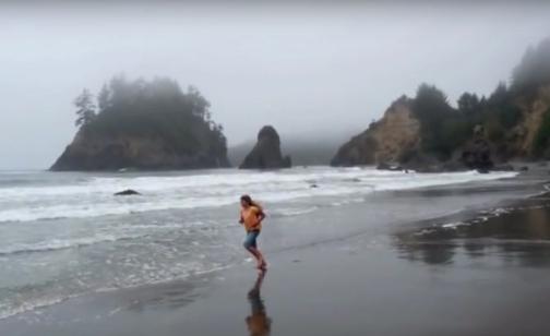 5 zahra running