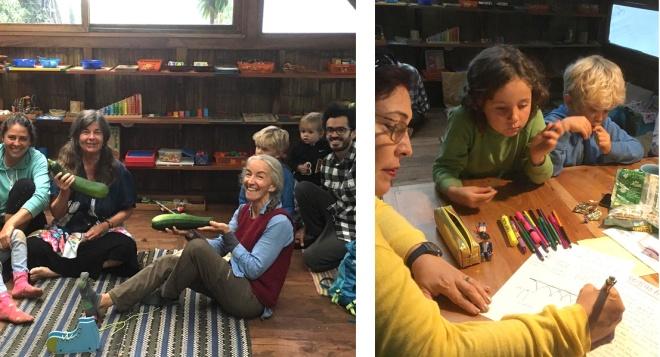 6 gal homeschool meeting